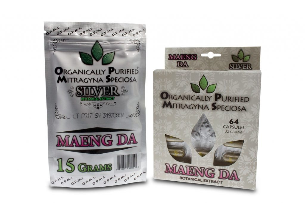 The Overall Reviews About OPMS Kratom Silver 8 Grams