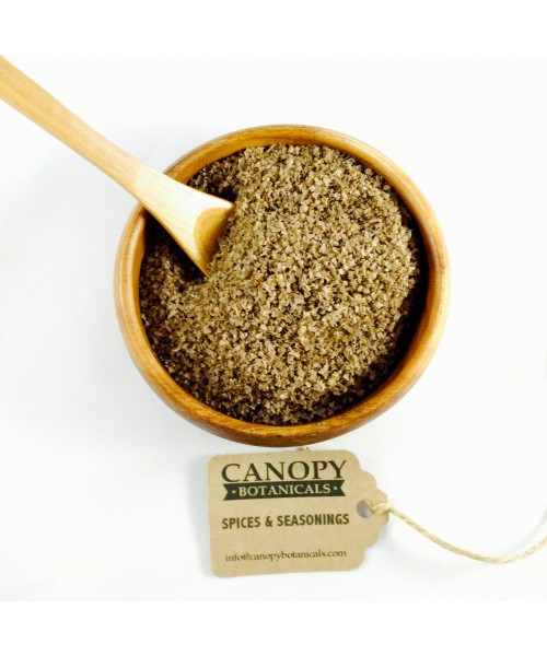 Canopy Botanicals: Soaps, Spices and Everything Salt-Tea