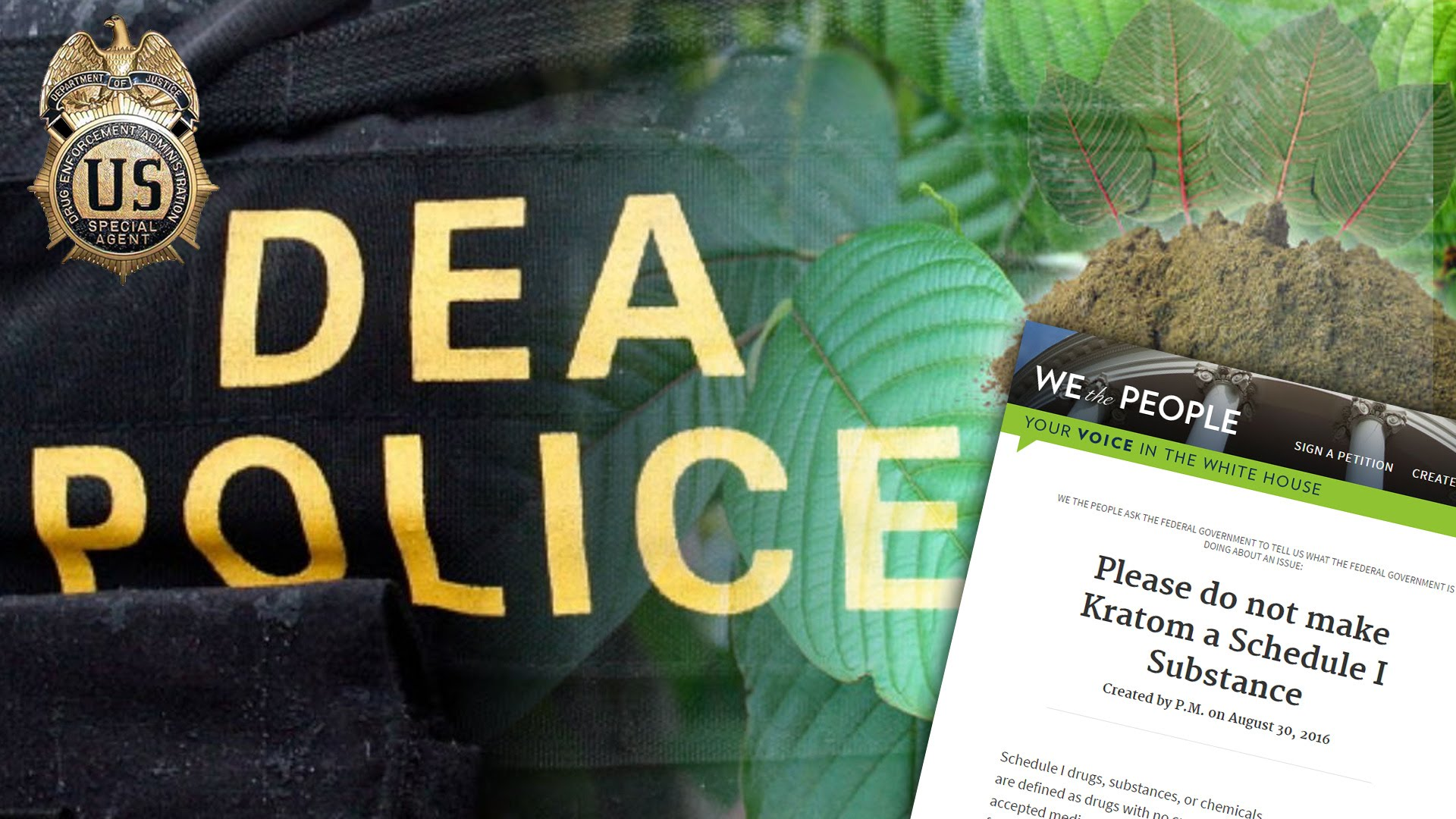 A Big Question Remains Unanswered: Is Kratom Still Legal?