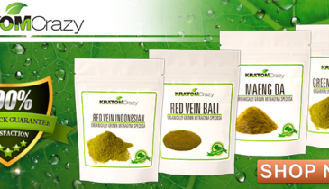 Kratom Crazy: 5 Reasons Why You Should Get Your Stash Here